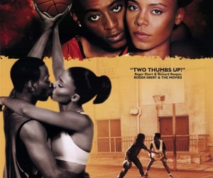 Basketball, love, and movie image