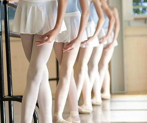 ballet, girl, and girls image