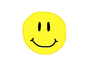 happy and yellow image