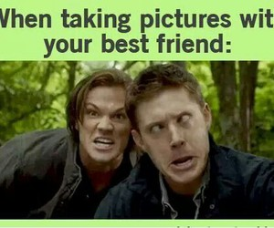 funny, best friends, and friends image