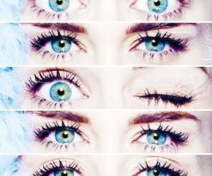 blue, eyes, and Hot image