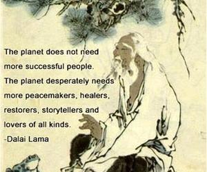 dalai lama, quotes, and feel image