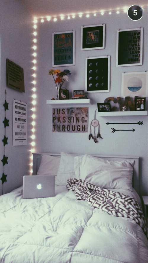 Hipster Bedroom Tumblr Shared By Sierra On We Heart It