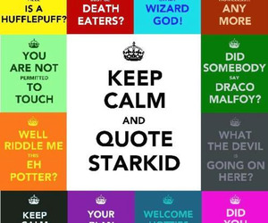 starkid, avpm, and harry potter image