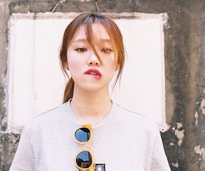 model, korean, and lee sung kyung image