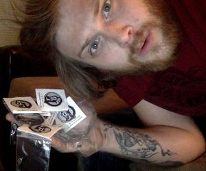 danny worsnop, aa, and never take it off image