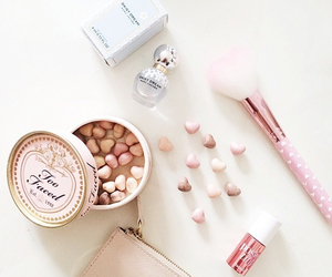 cosmetics, too faced, and beauty image