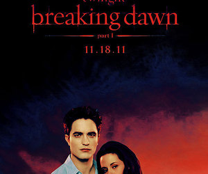 bella swan, breaking dawn, and edward cullen image