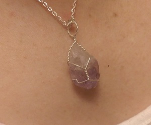 amethyst, berry, and girly image