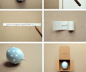 diy, egg, and gift image