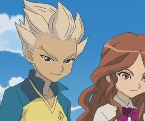 axel and inazuma eleven image