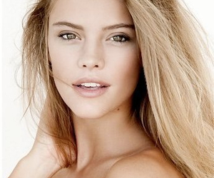 blonde, cat eyes, and catwalk image