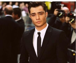 chuck bass, ed westwick, and perfection image