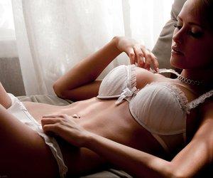 girl, sexy, and naked image