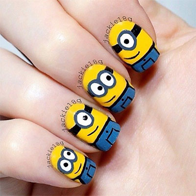 114 Images About Nail Art On We Heart It See More Nails And Pink