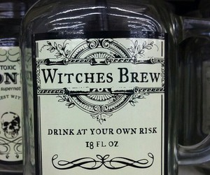 witch, grunge, and brew image
