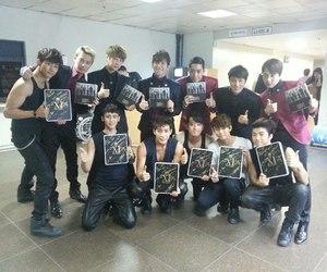 2PM and shinhwa image