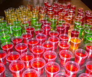 Shots, drink, and vodka image