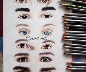 awesome, boys, and drawing image