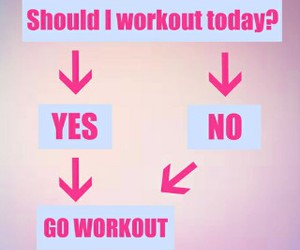 workout, pink, and fitness image