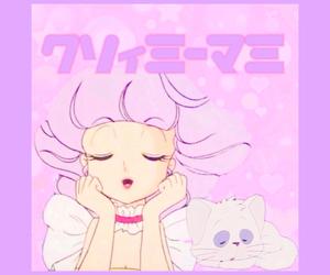 pink, purple, and creamy mami image
