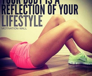 athletics, goal, and workout image