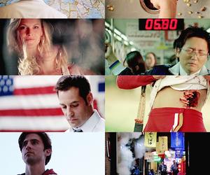 heroes, Milo Ventimiglia, and peter petrelli image