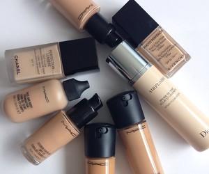 makeup, mac, and chanel image