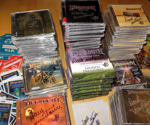 cd, collection, and dave mustaine image