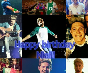 21, happy birthday, and niall horan image