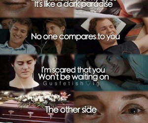 okay, scene, and the fault in our stars image