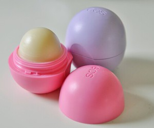eos, pink, and makeup image