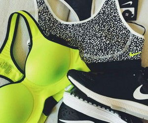 nike, sport, and fashion image