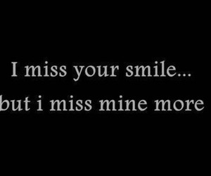 miss and smile image