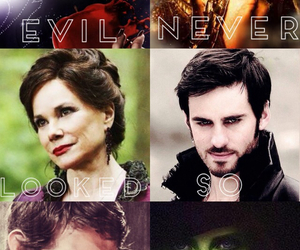 evil, good looking, and peter pan image