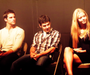 pretty little liars, brant daugherty, and sasha pieterse image