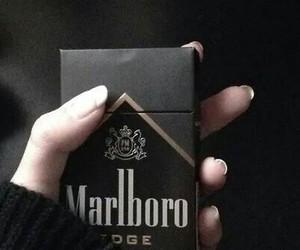the end and smoke image