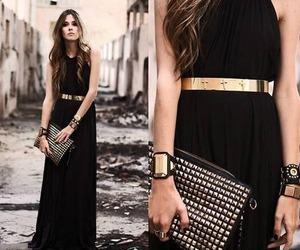 Chica, fashion, and moda image