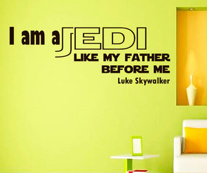 decal, LUke, and quote image