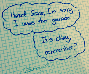 okay, the fault in our stars, and hazel grace image