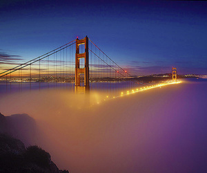 san francisco, golden gate, and photography image