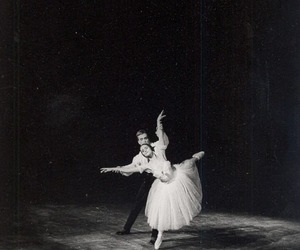 ballet, dancer, and giselle image