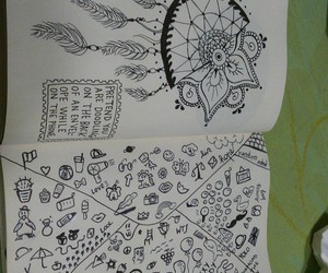 doodle, wreck, and WTJ image