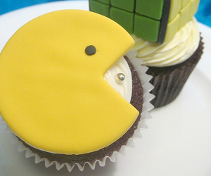 cupcakes, pac-man, and fpc image