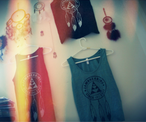 dream catcher, feathers, and hipster image
