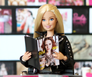 barbie, Elle, and style image