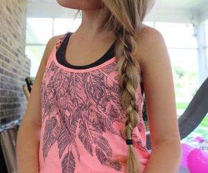 tumblr, hair, and braid image