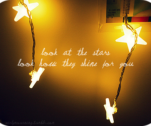 stars and coldplay image