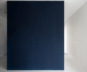 Bleu, emptiness, and space image