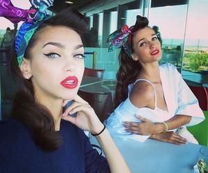 girl and zhenya katava image